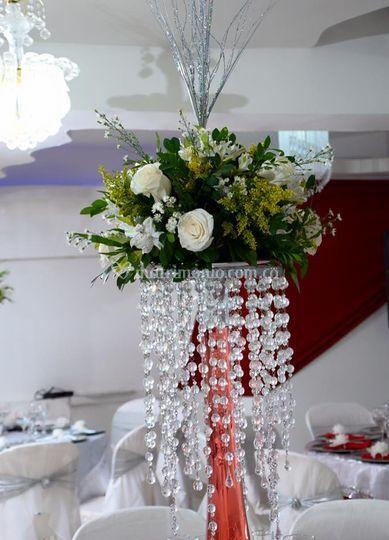 Salón de eventos roses