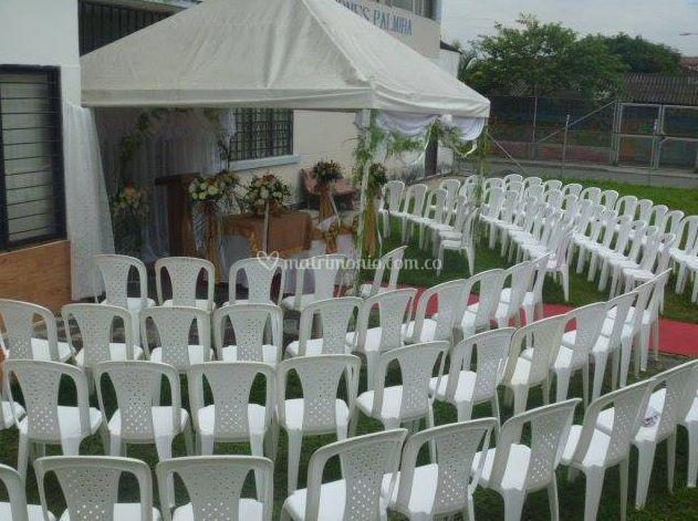 Celebraciones Alquiler y Eventos