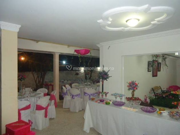 Decoramos su evento