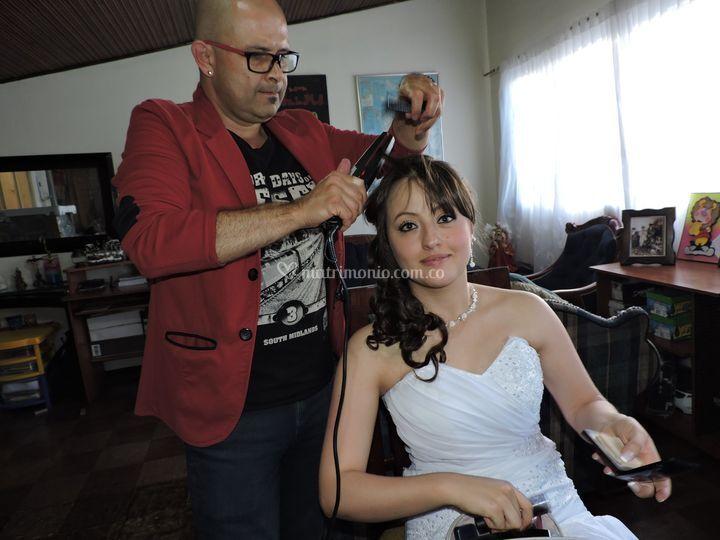 Arreglo de noviao