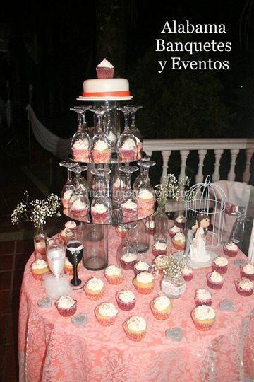 Ponque y cupcakeis