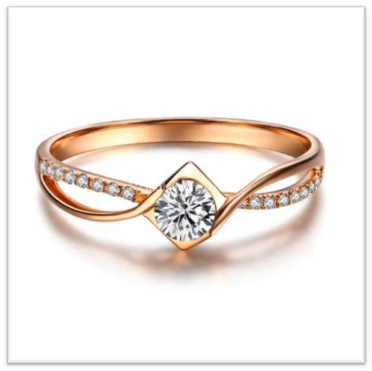 Anillo con diamantes n 09