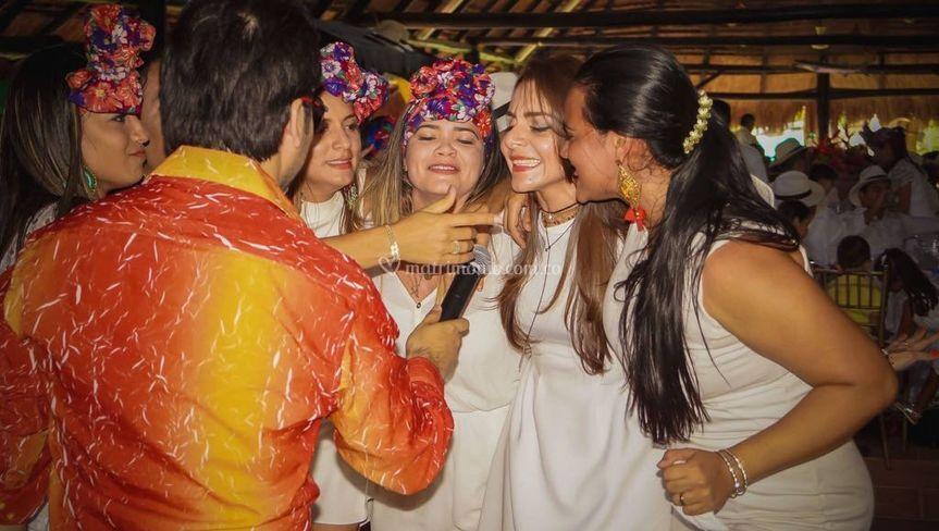 Grupo Caché - Invitados