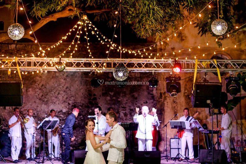 Grupo Caché - Baile Novios