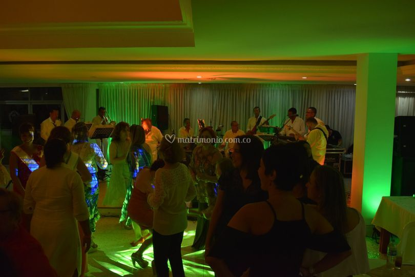 Orquesta Fama - Club Unión