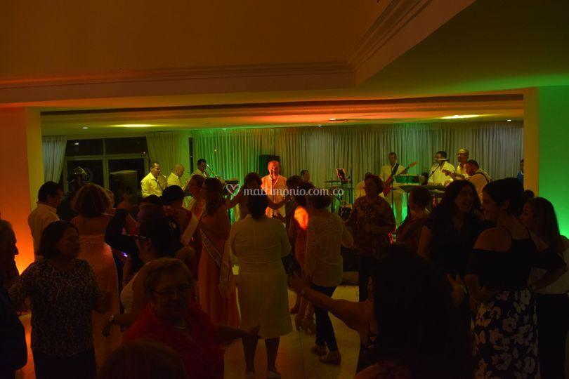 Orquesta Fama - Fiesta C.Unión