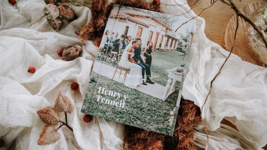 Book para novios