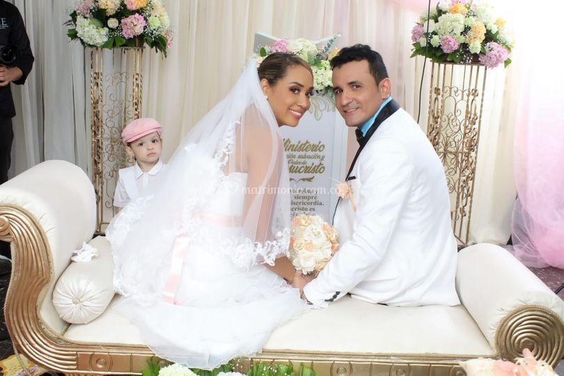 Hermosas bodas