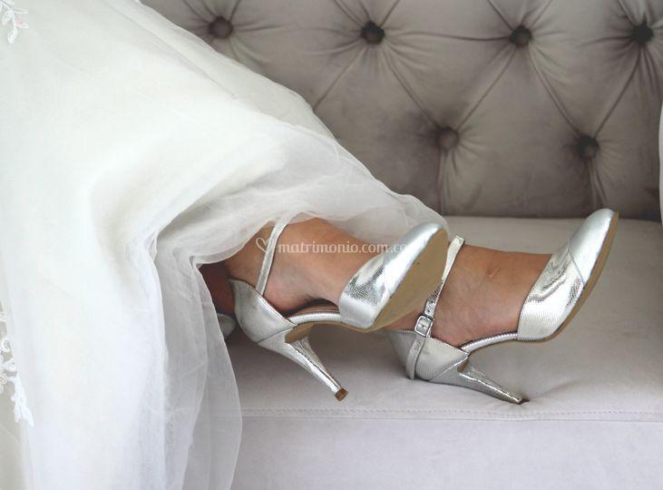 Paulina Arroyave Shoes