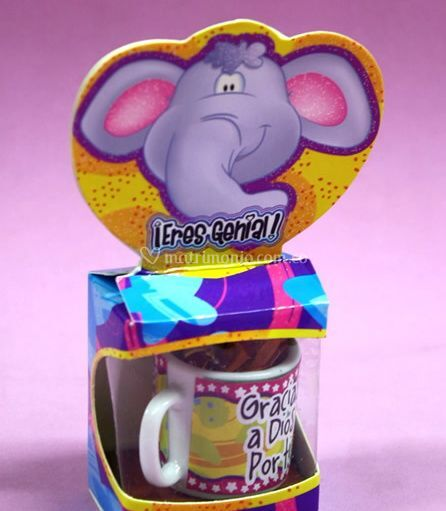 Mugs con dulces