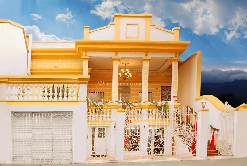 Casa granada real for Decoracion casa granada