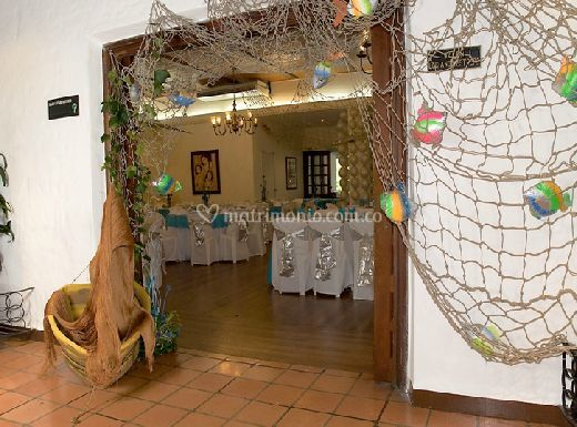 Decoraciones distintas