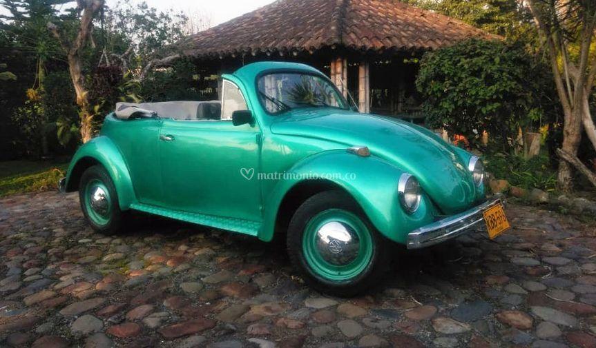 Vw convertible 1954