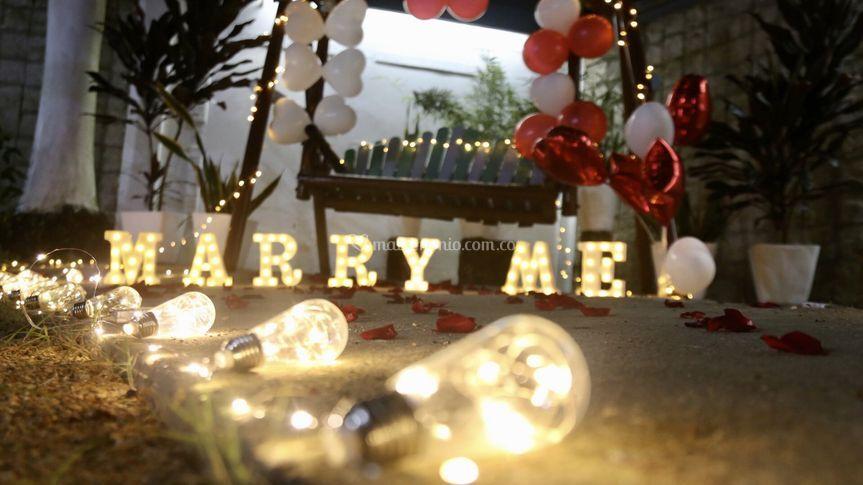 Te casas conmigo?