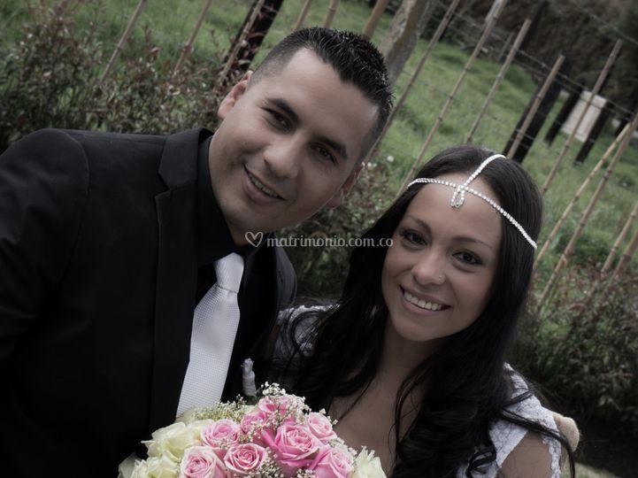 Iván y Carolina