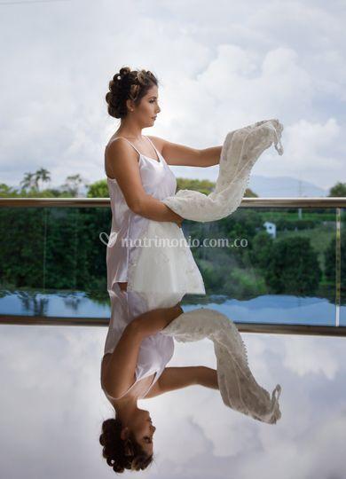 Reflejo novia
