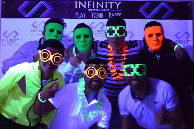 Glow party - Fiestas Tematicas