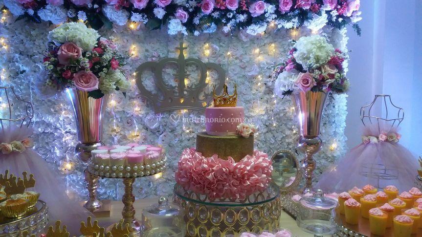 Mesa de dulce 15