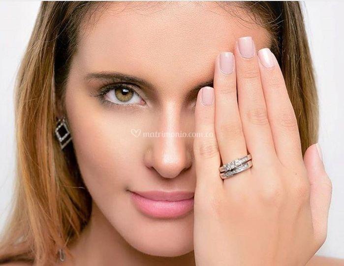 Belleza y diamantes