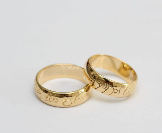 Historias en oro