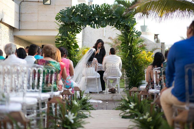 Ceremonia civil hoteles