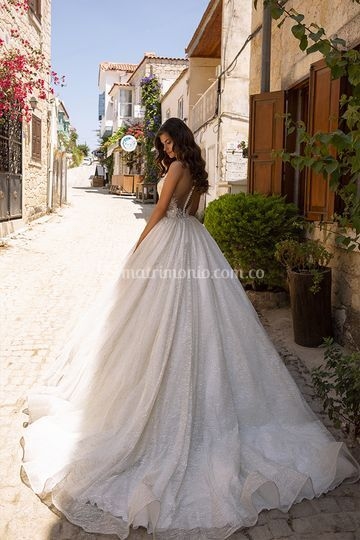 Vestido de Novia Kerli
