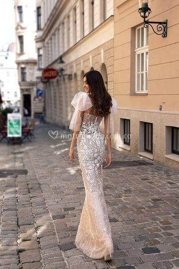 Vestido de Novia Reya