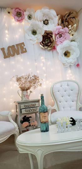 Escenario boda