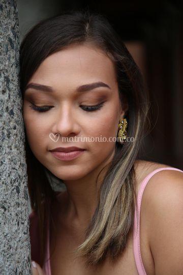 Nathalia Angulo Makeup
