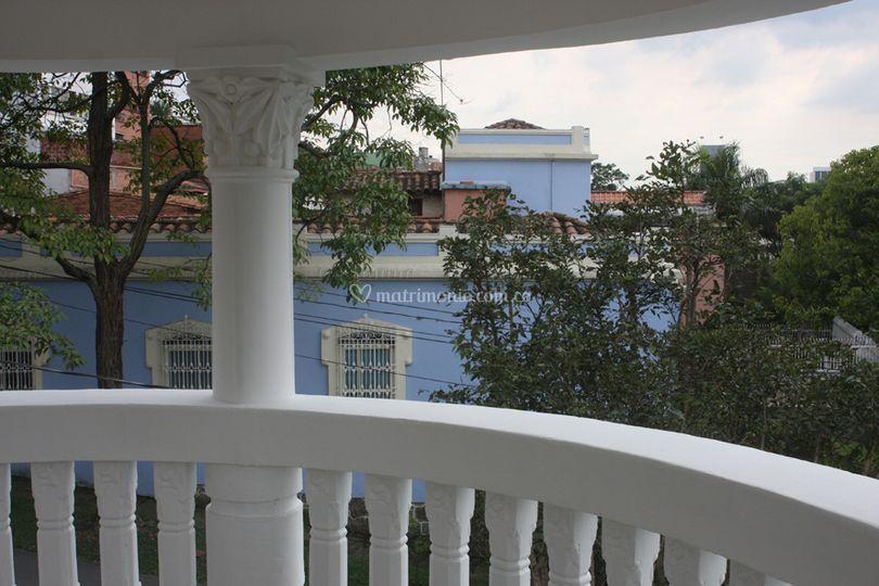 Casa prado Casas con terrazas en segundo piso