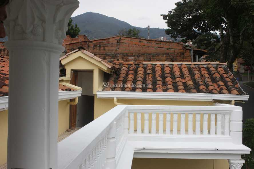 Terraza Del Segundo Piso De Casa Prado Foto 22