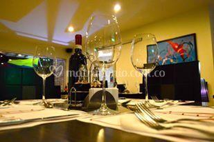 Restaurante Dubái