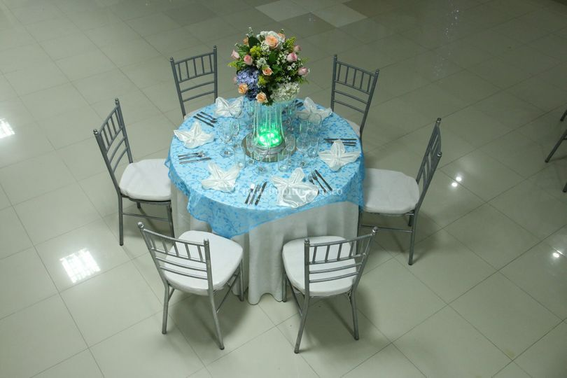 Una mesa de ensueño