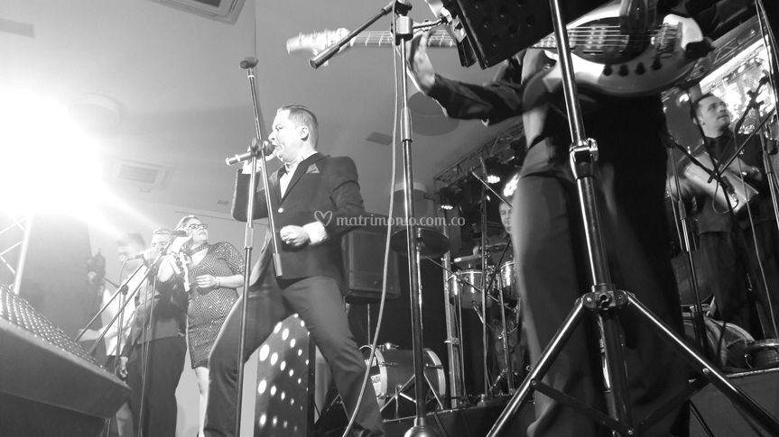 Grupo Musical Cumandé