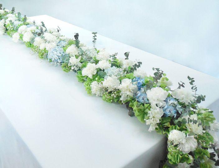 Senderos florales