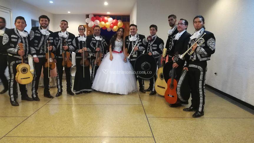 Mariachi Aguilas del Sinaloa