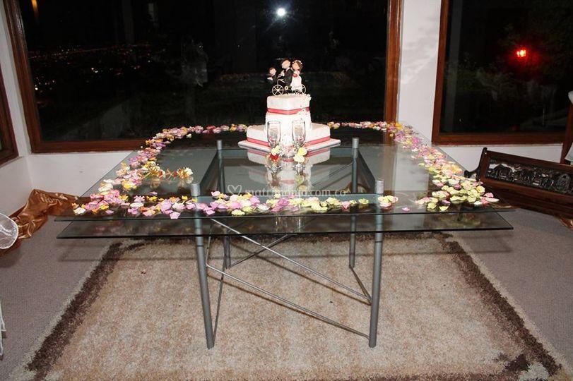 Ambientación de bodas