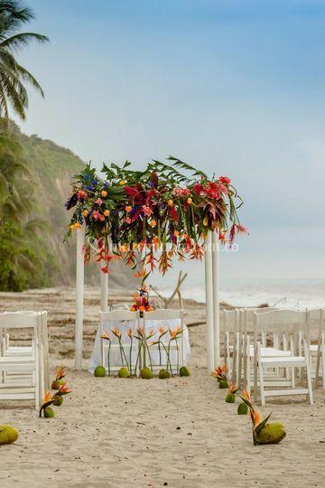 Un  sitio unico para tu boda