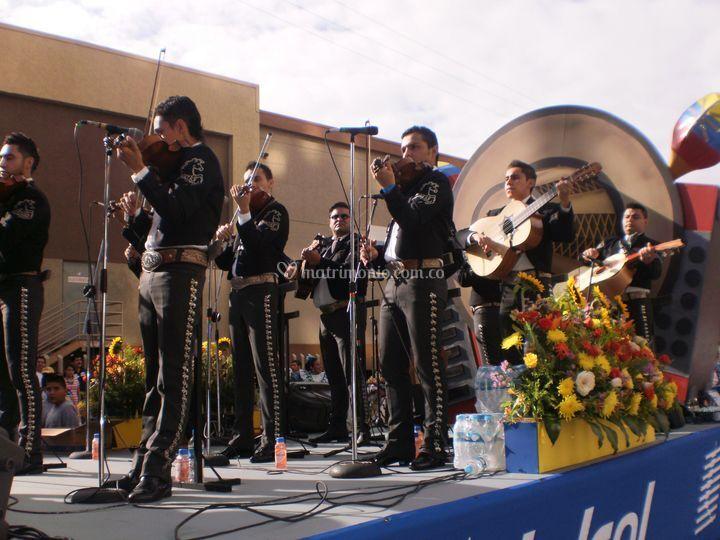 Festival mexicano de charrería