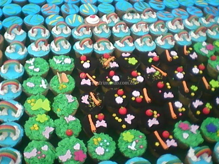 Cupcake unicentro