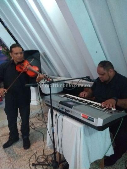 Dueto piano-violin