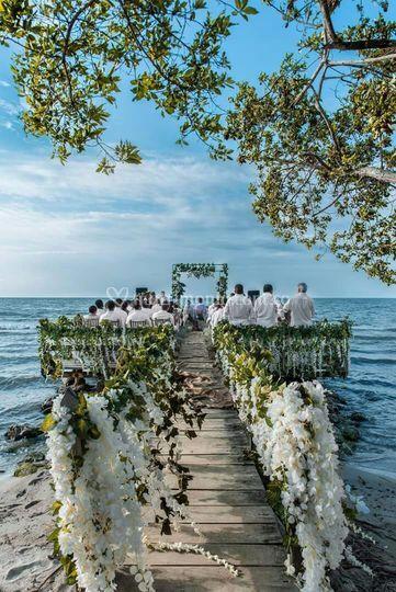 El mejor lugar para tu boda
