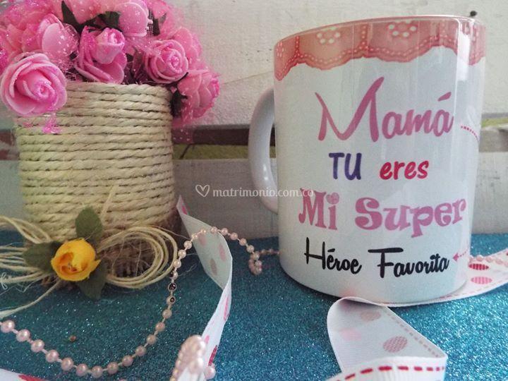 Mugs con tu mensaje favorito