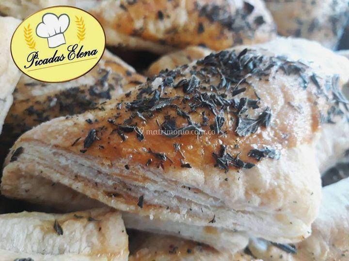 Pastelitos de pollo