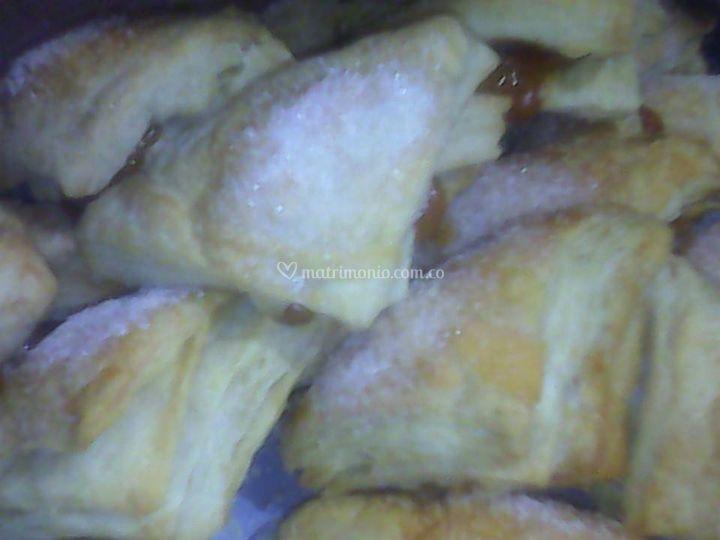 Pastelitos De Arequipe