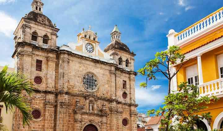 Cartagena ciudad de bodas