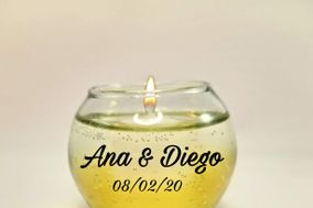 Aní Or Velas en Gel