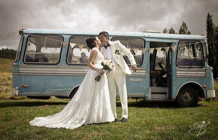 Fotógrafo de matrimonios Tunja