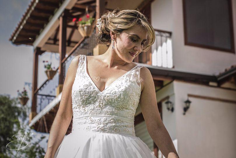 Foto matrimonio Villa de Leyva