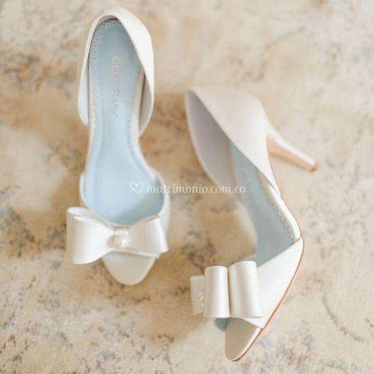 Blanco perlado